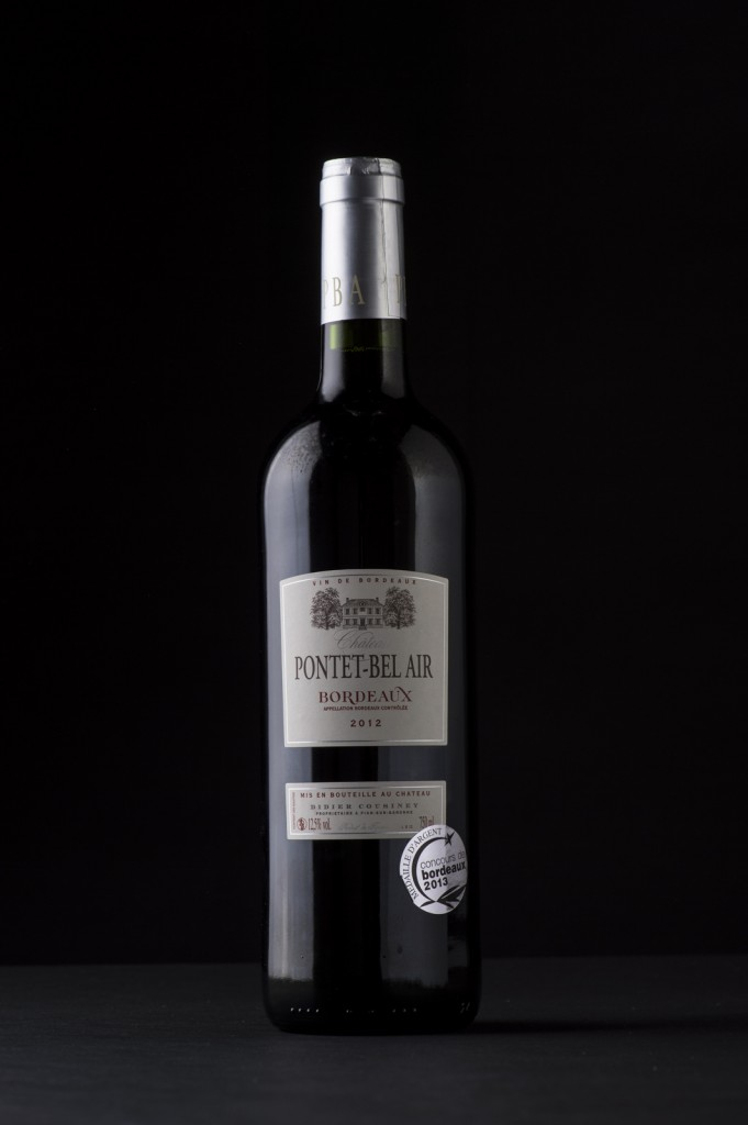 Bordeaux Rouge AOC - CHATEAU PONTET BEL AIR - Tradition