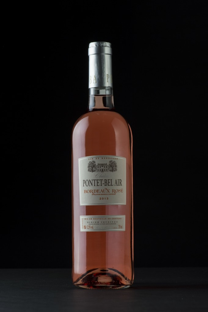 BORDEAUX ROSE AOC - CHATEAU PONTET BEL AIR - rosé tradition