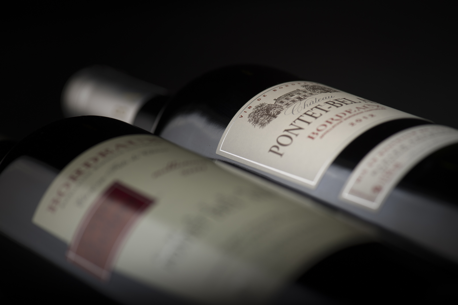 Bordeaux Rouge AOC – CHATEAU PONTET BEL AIR – Tradition