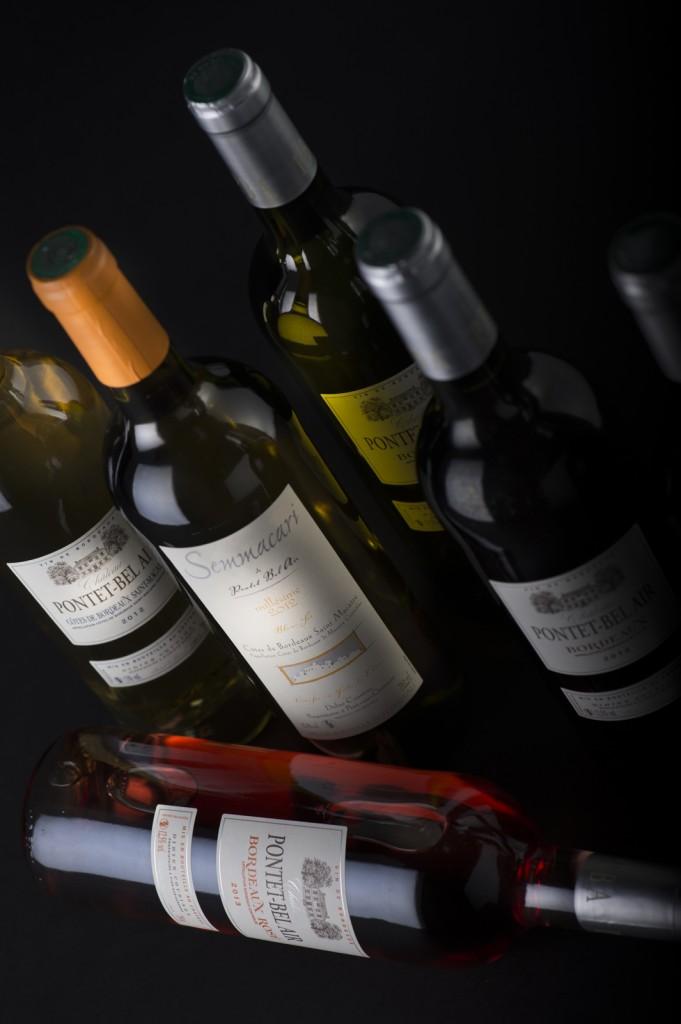 Les vins du château PONTET BEL AIR