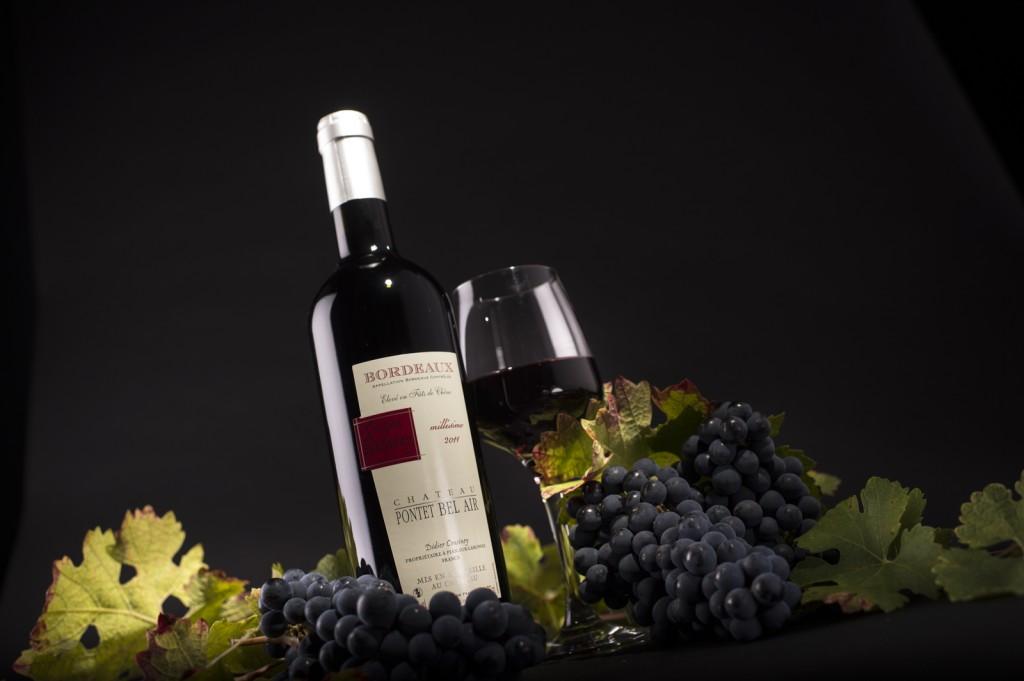Bordeaux Rouge AOC - Cuvée Anthony - élevé en fût de chêne